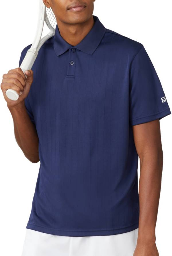 FILA Men's Essential Drop Needle Tennis Polo product image