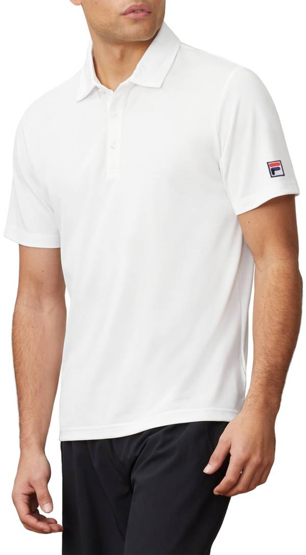 FILA Men's Essential Pique Tennis Polo product image