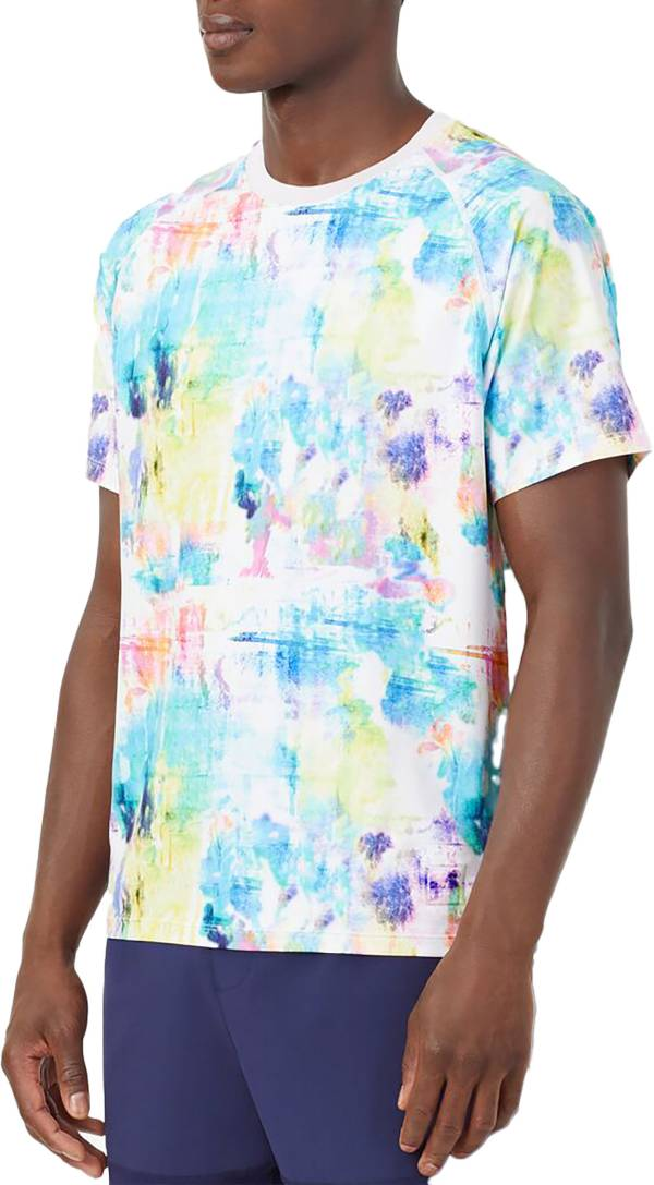 Fila Men's Tie Breaker Printed Crewneck T-Shirt product image