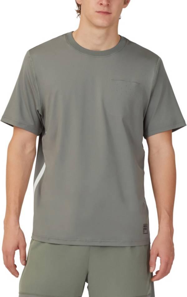 FILA Men's Tie Breaker Vented Crewneck Tennis T-Shirt product image