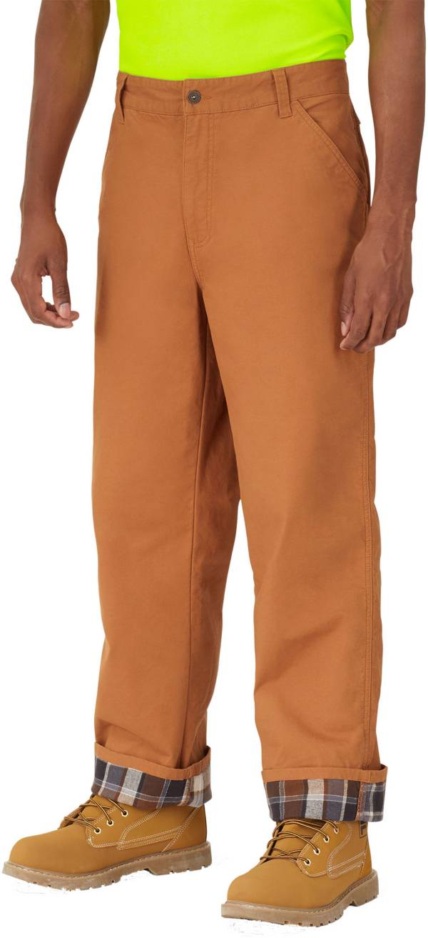 FILA Adult Flannel Lined Carpenter Pants product image