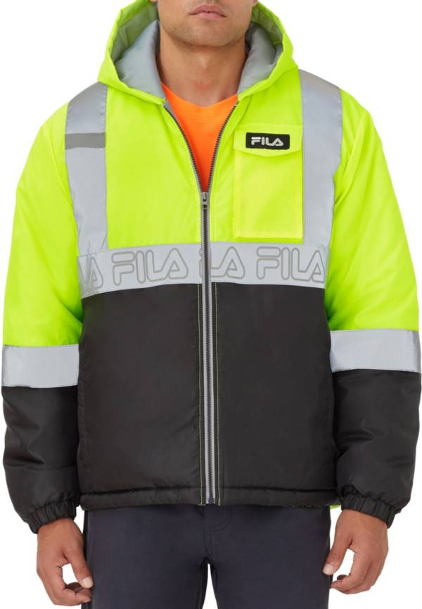 FILA Adult High Visibility Hooded Field Jacket product image