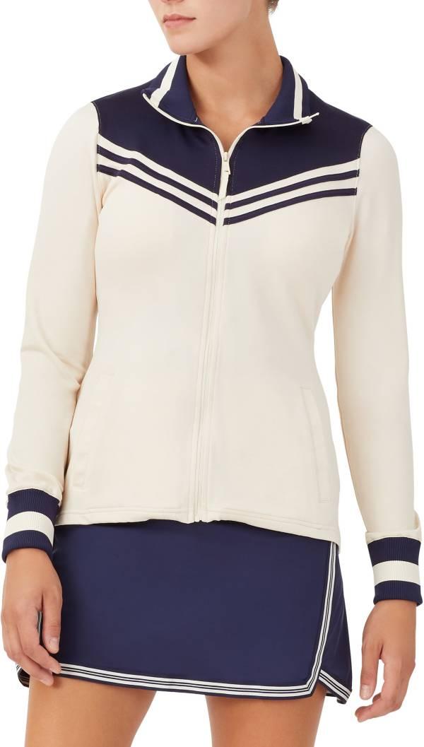 FILA Women's Heritage Full-Zip Tennis Jacket product image