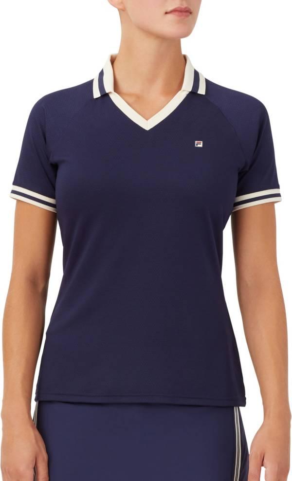 FILA Women's Heritage Tennis Polo product image