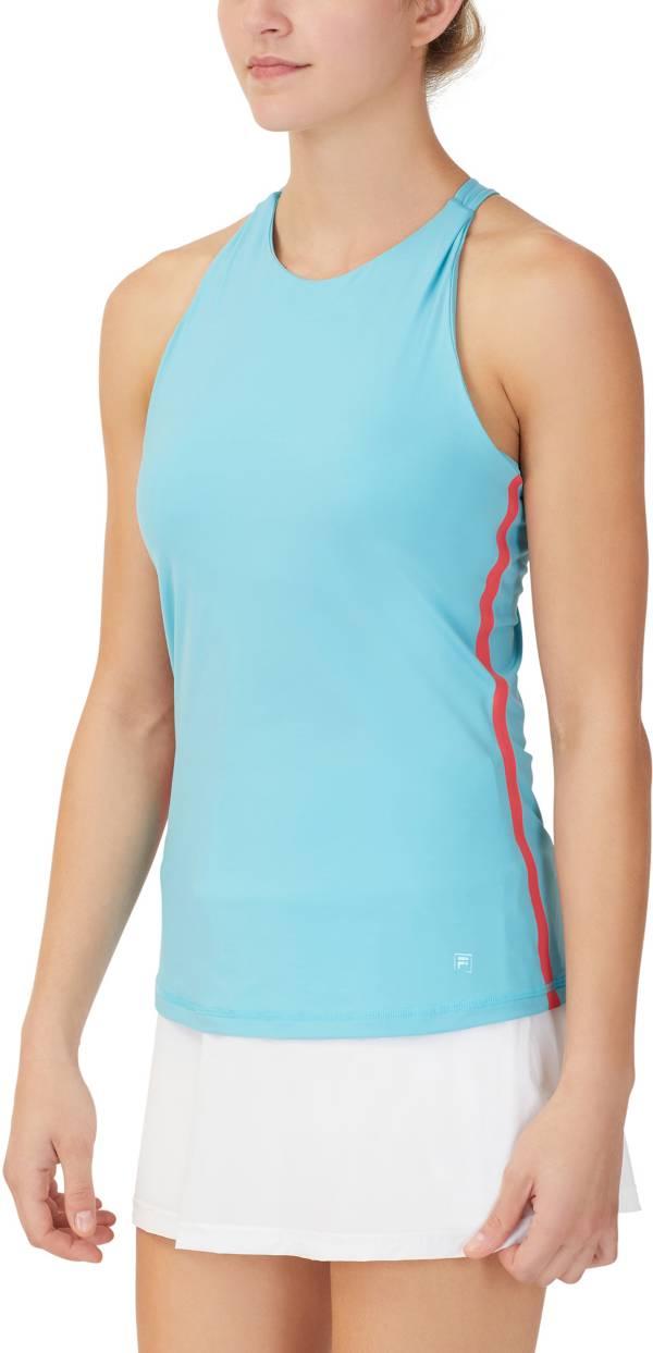 FILA Women's High Neck Racerback Tennis Tank Top product image