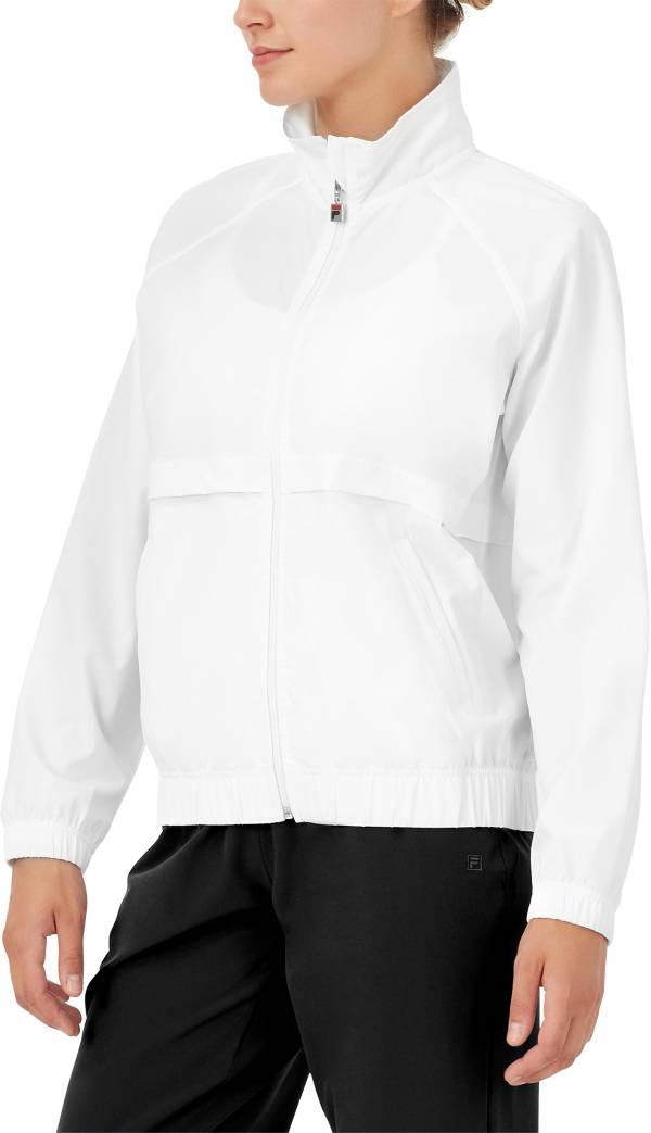 FILA Women's Tie Breaker Full-Zip Tennis Jacket product image
