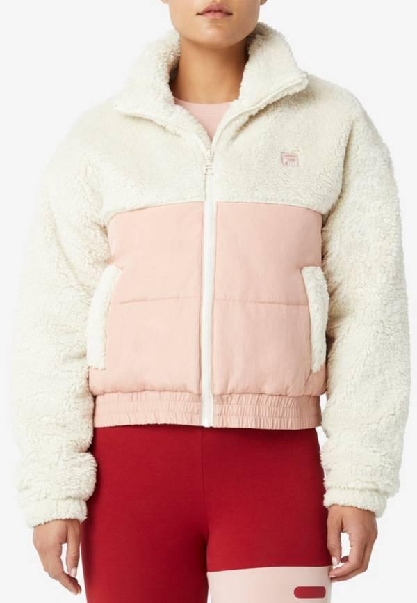 FILA Women's Yauvani Crop Puffer Jacket product image