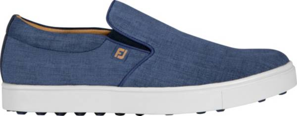 FootJoy Men's Club Casuals Spikeless Slip-On Golf Shoes product image