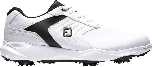 FootJoy Men's eComfort Cleated Plain Toe Hybrid Golf Shoes product image