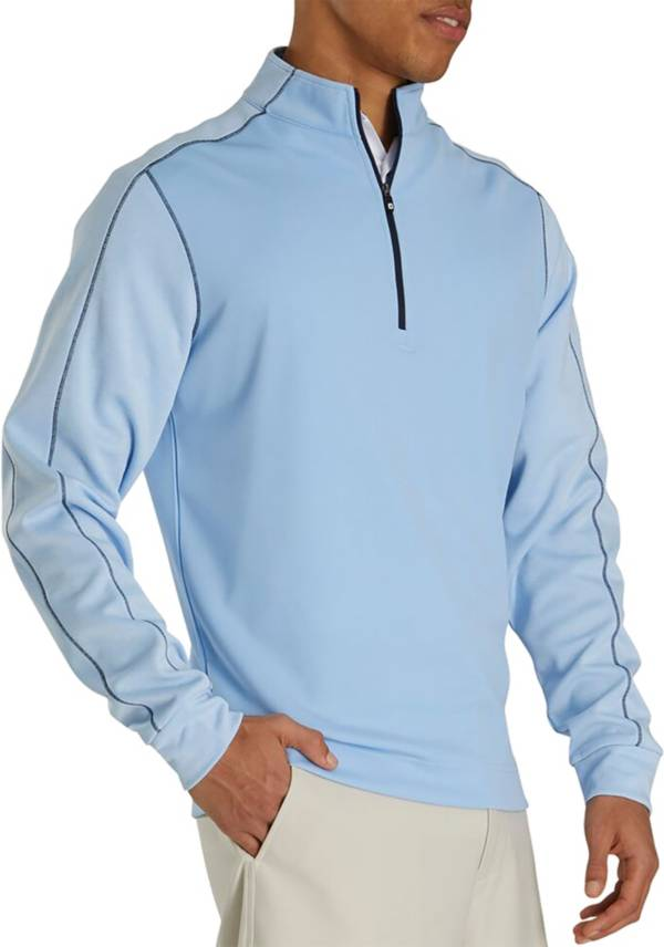 FootJoy Men's Tonal Heather ½ Zip Golf Pullover product image