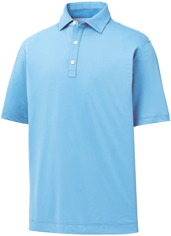 FootJoy Men's Micro Jacquard Golf Polo product image