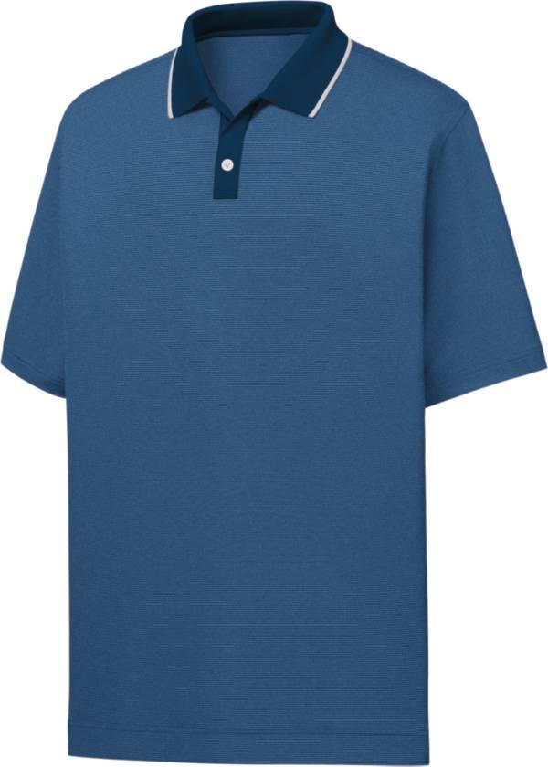 FootJoy Men's Lisle Ministripe Short Sleeve Golf Polo product image