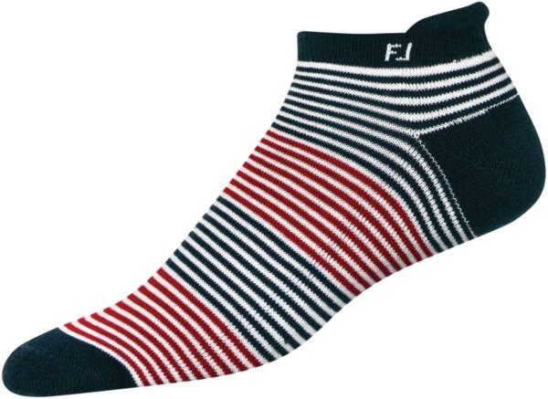 Footjoy Men's ProDry Roll Tab Patriotic Golf Socks product image