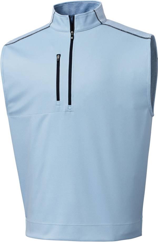 FootJoy Men's Heather Blocked ¼ Zip Golf Vest product image
