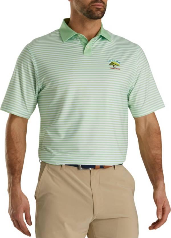 FootJoy Men's U.S. Open Stretch Lisle Golf Polo product image