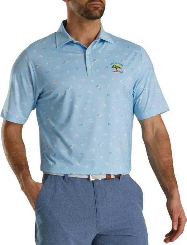 FootJoy Men's Stretch Lisle Golf Polo product image