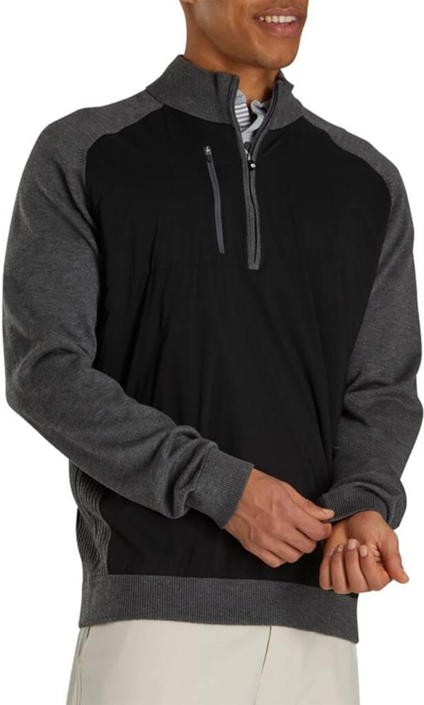 FootJoy Men's Tech ½ Zip Golf Sweater product image
