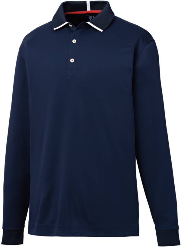 FootJoy Men's Thermocool Long Sleeve Golf Shirt product image