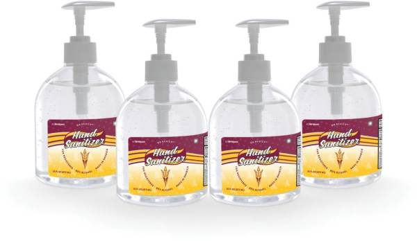 Fanmats Arizona State Sun Devils 16 oz. Pump Top Hand Sanitizer – 4 Pack product image
