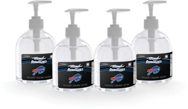 Fanmats Buffalo Bills 16 oz. Pump Top Hand Sanitizer – 4 Pack product image