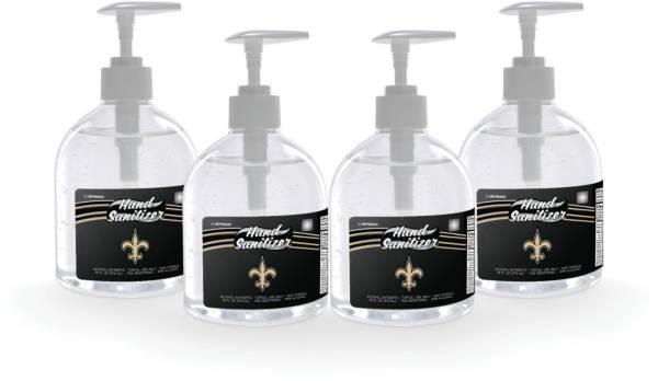 Fanmats New Orleans Saints 16 oz. Pump Top Hand Sanitizer – 4 Pack product image