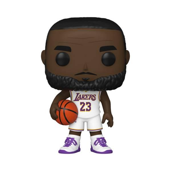 Funko POP! Los Angeles Lakers LeBron James Figure product image
