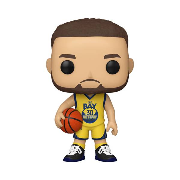 Funko POP! Golden State Warriors Stephen Curry Figure product image