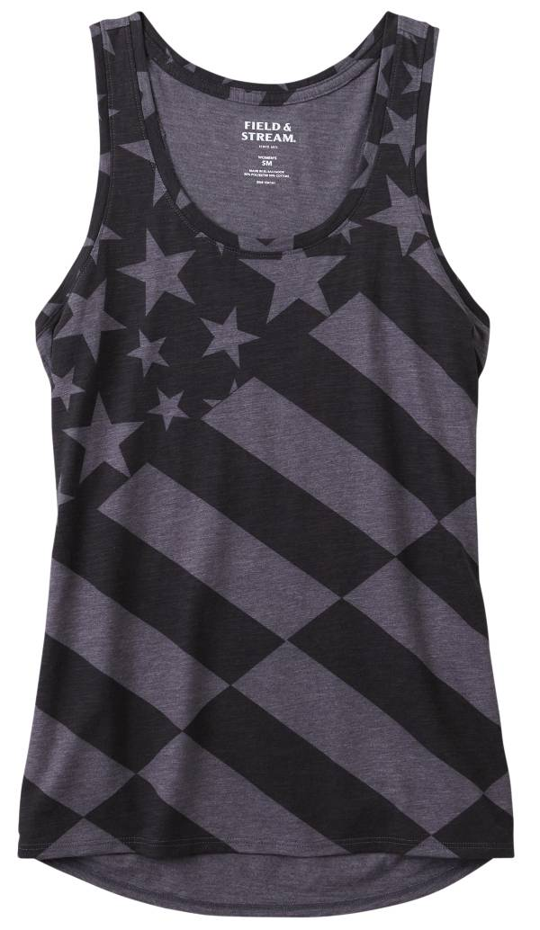 Field & Stream Women's Americana Print Tank Top product image