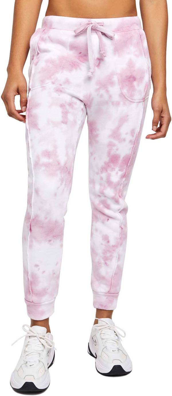 FP Movement by Free People Women's Tie-Dye Work It Out Joggers product image