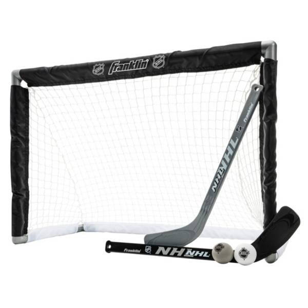 Franklin NHL Mini Hockey Goal Set product image
