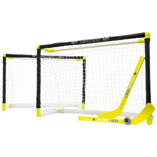 Franklin NHL Mini Hockey Pro Style Goal Set product image