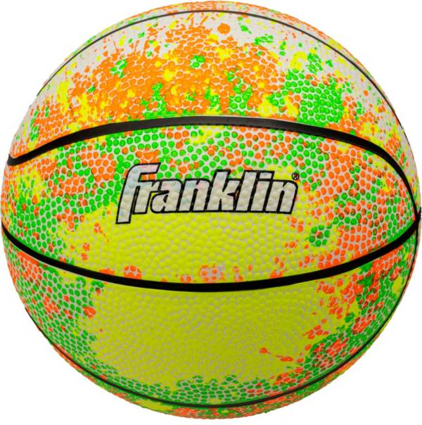 "Franklin 8.5"" Splatter Print Basketball product image"