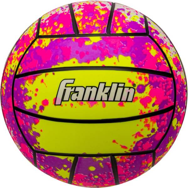 Franklin 8.5'' Splatter Print Volleyball product image