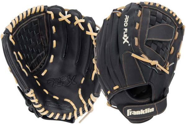 "Franklin 12.5"" Adult Pro Flex Hybrid Series Baseball Glove product image"