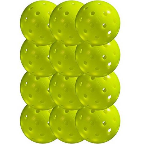 Franklin X-40 Outdoor Pickleballs 12-Pack product image