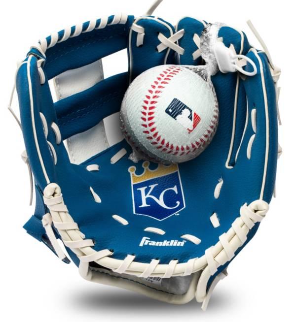 Franklin Youth Kansas City Royals Teeball Glove and Ball Set product image