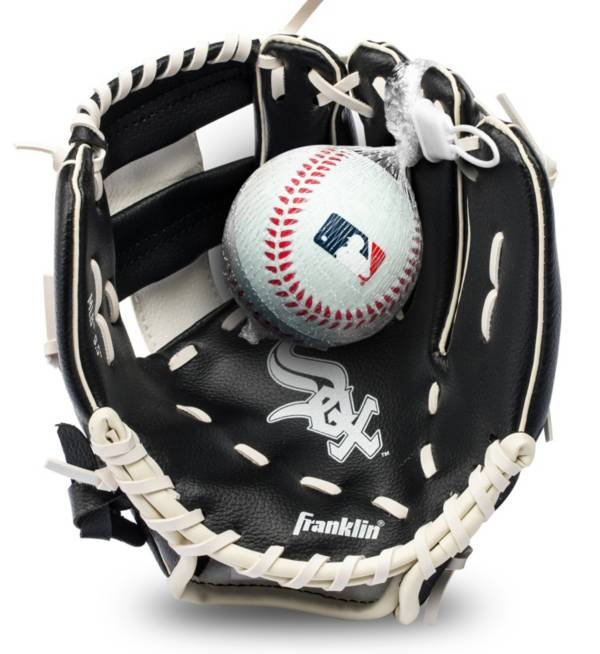 Franklin Youth Chicago White Sox Teeball Glove and Ball Set product image