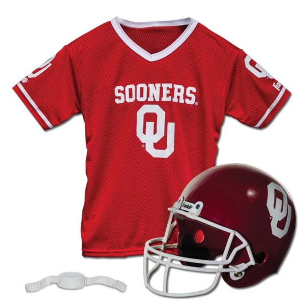 Franklin Youth Oklahoma Sooners Uniform Set product image
