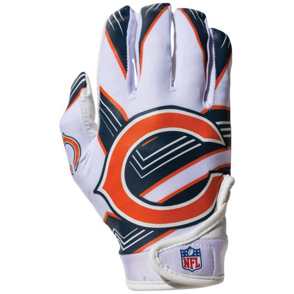 Franklin Youth Chicago Bears Receiver Gloves product image
