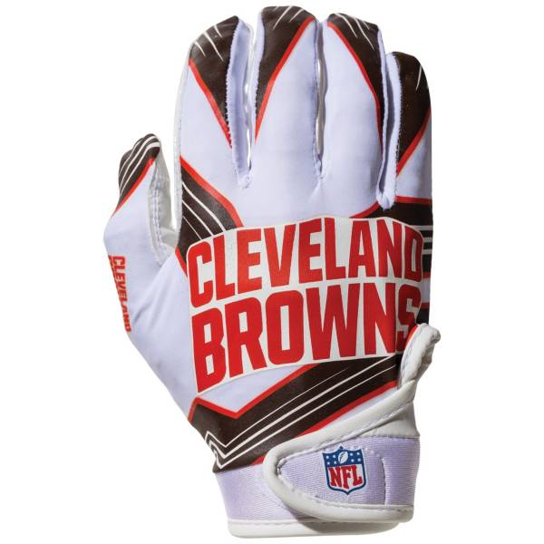 Franklin Youth Cleveland Browns Receiver Gloves product image