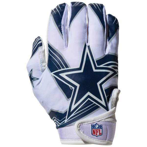 Franklin Youth Dallas Cowboys Receiver Gloves product image