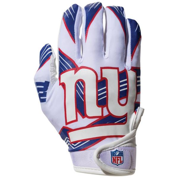 Franklin Youth New York Giants Receiver Gloves product image