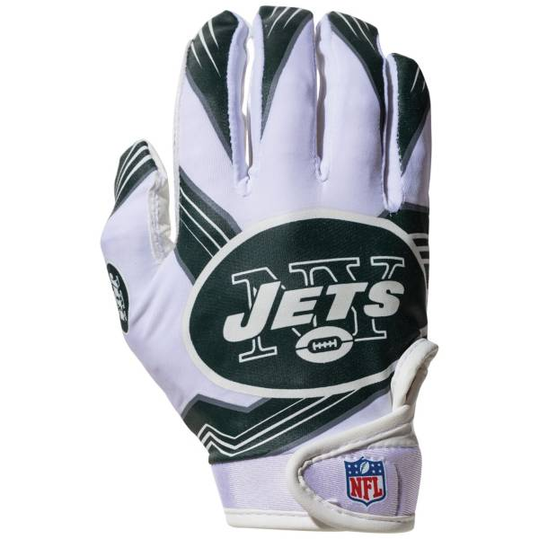 Franklin Youth New York Jets Receiver Gloves product image