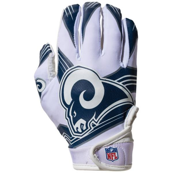 Franklin Youth Los Angeles Rams Receiver Gloves product image