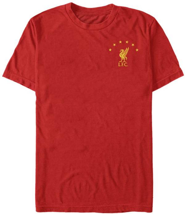 Fifth Sun Men's Liverpool FC Red Star Years T-Shirt product image