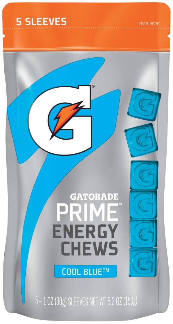 Gatorade Prime Energy Chews Cool Blue product image