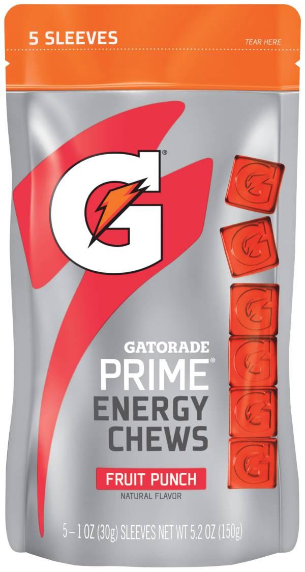 Gatorade Prime Energy Chews Fruit Punch product image