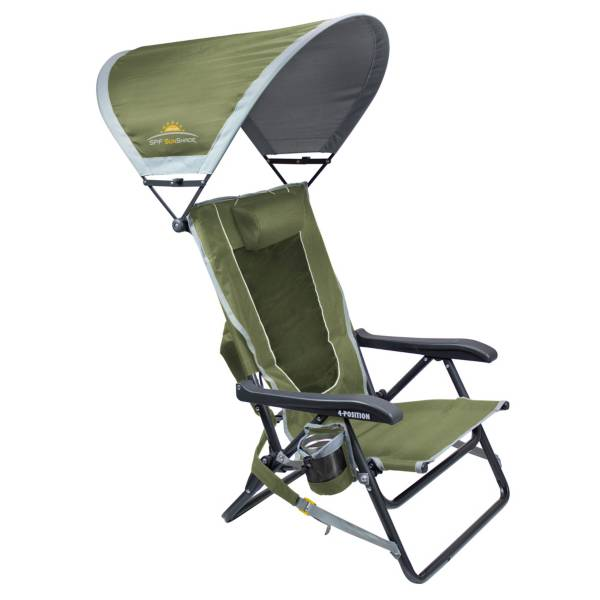 GCI Outdoor SunShade Backpack Event Chair product image