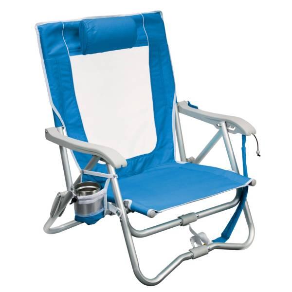 GCI Waterside Bi-Fold Slim Beach Chair product image