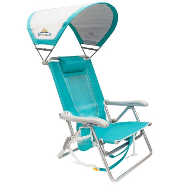 GCI Waterside SunShade Backpack Beach Chair product image